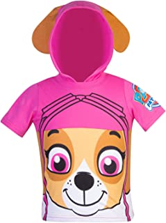 Nickelodeon Paw Patrol Hooded Shirt: Skye, Everest - Girls