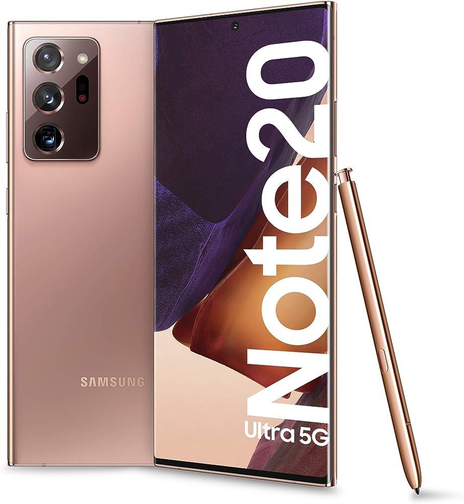 samsung galaxy note20, ultra 5g smartphone,display 6.9
