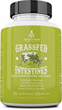 Ancestral Supplements Intestines with Stomach (Tripe) — Supports Gut & Digestive Health (180 Capsules)