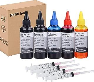Ink Refill Kit 1005 ml for HP 950 951 932 933 60 61 952 902 901 62 63 21 22 920 940 934 564 711 970 971 94 95 96 Inkjet Pr...