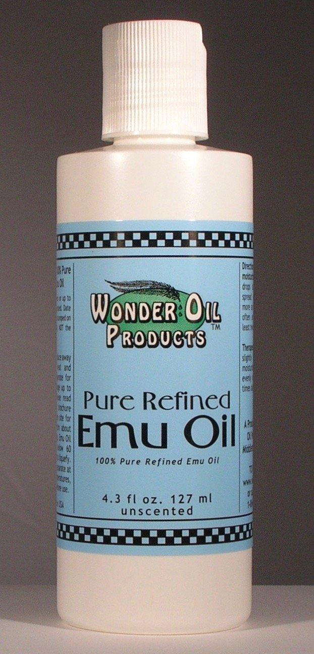 ounces 100 Triple Refined Oil