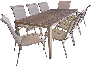 Amazon.fr : table jardin aluminium