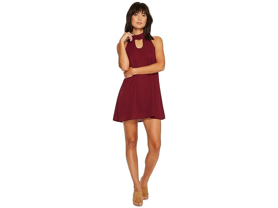 Lucy Love West End Dress (Port) Women