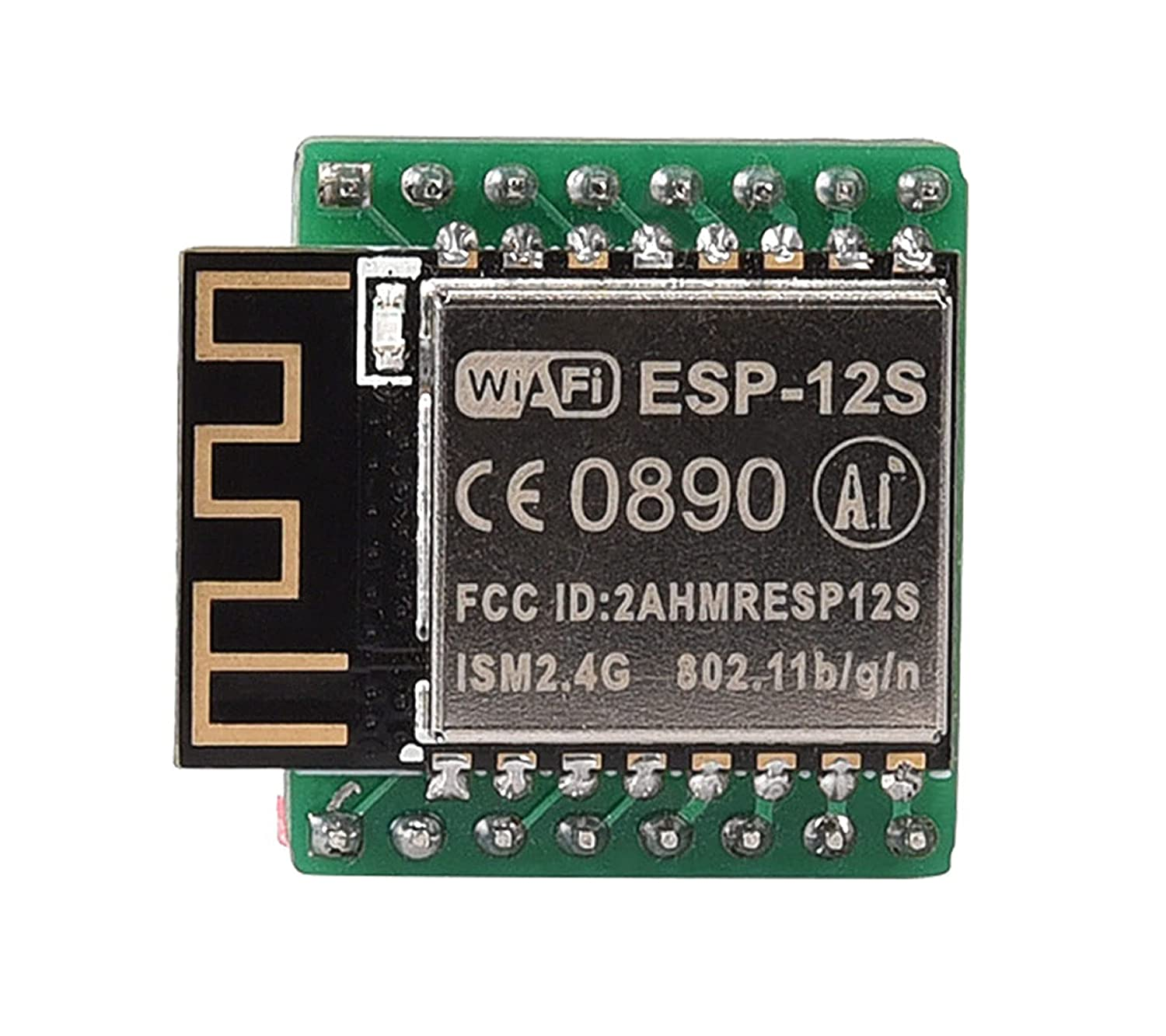 BIGTREETECH ESP8266 WiFi Transceiver Serial ESP-07 Module New products All items in the store world's highest quality popular ESP12S