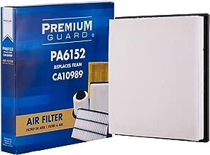 PG Air Filter PA6152| Fits 2012-17 Buick Verano, 2016-19 Cascada, 2016 Chevrolet Cruze Limited, 2011-15 Cruze, 2012-14 Orlando