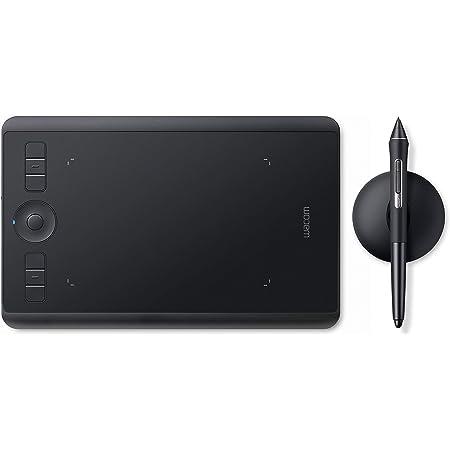 【Amazon.co.jp限定】ワコム ペンタブレット ペンタブ Wacom Intuos Pro Sサイズ アマゾンオリジナルデータ特典付き PTH460K1D