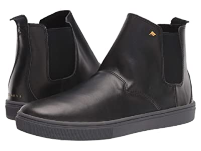 Emerica Romero Reserve (Black Raw) Men