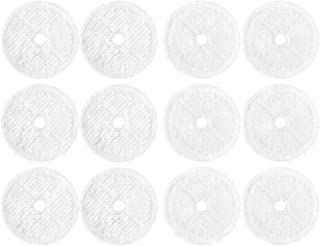 Vacuum Mop Replacement Pads for Bissell 3115 SpinWave Reuseable SpinWave Hard Floor Expert Wet and Dry Robot Vacuum Soft &...