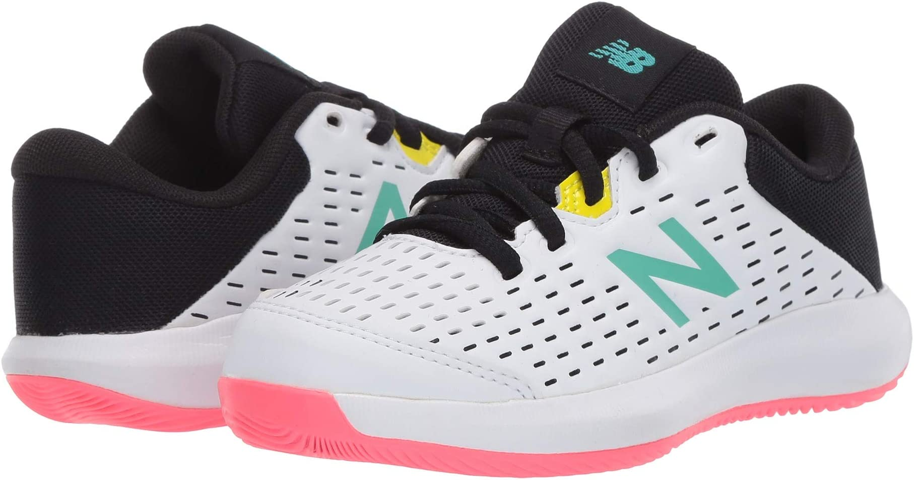 New Balance® Kids KC696v4 Tennis Sneaker