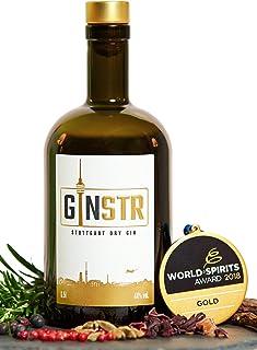GINSTR - Stuttgart Dry Gin 44% vol 1 x 0.5 l