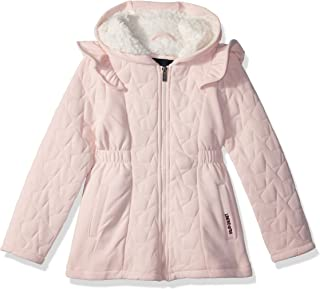 Limited Too Girls' Star Quilted Fleece Jacket