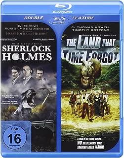 Sherlock Holmes / The Land That Time Forgot Sir Arthur Conan Doyle's Sherlock Holmes / Dinosaur Island NON-USA FORMAT Reg.B Germany
