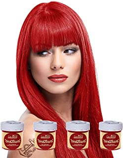 directions hair colour pillarbox red