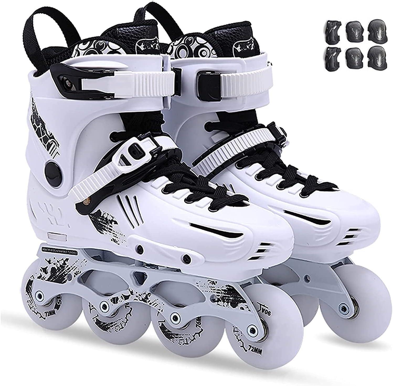Inline Skates Large discharge sale Adult Fitness Roller Regular store Women Men For And Beg