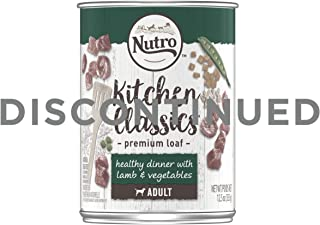 Nutro Classics Vegetables Nutrients Supports