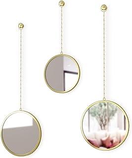 Umbra 1013877-104 Mirror, Brass
