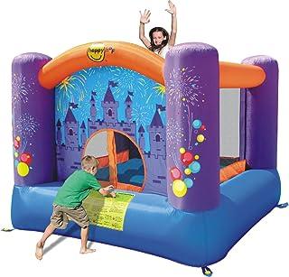 Children's Inflatable Firework Bouncy Castle 9001F