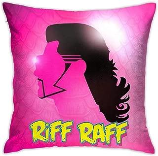 LIL IRON EGG Riff-Raff Pillowcase Multicoloured Generalduty Size 18 X 18 Inch / 45 X 49 cm Pillow Case