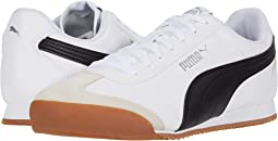 Puma White/Puma Black/Gum