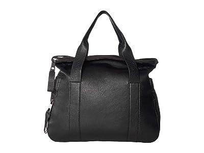 Vince Camuto Sonny Tote (Noir) Handbags