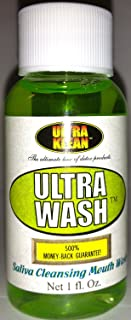 Best Ultra Klean - 1 oz Mouthwash - Salvia Cleansing Mouth Wash Review