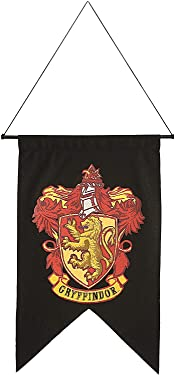 Harry Potter Rare Gryffindor Banner Flag