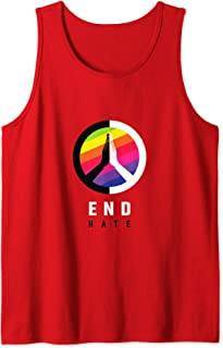 End Hate - JVY Creations Tank Top