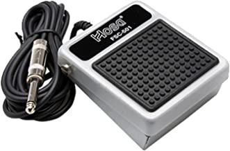 Hosa FSC-503 Momentary Foot Switch (Normally Closed) Control