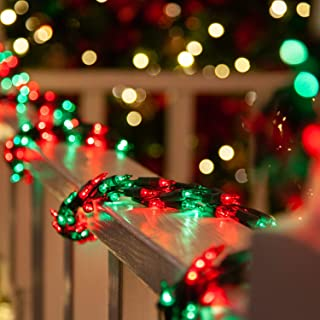Best outdoor candy cane string lights Reviews