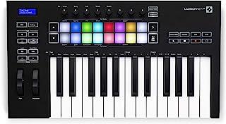 novation LAUNCHKEY 25 MK3 MIDIキーボード コントローラー