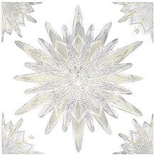 Artscape Snowflake Gold Accent