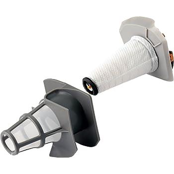 Electrolux EF142 EF142-Filtro Interior y Exterior para aspiradores UltraPower, Negro, Blanco: Amazon.es: Hogar