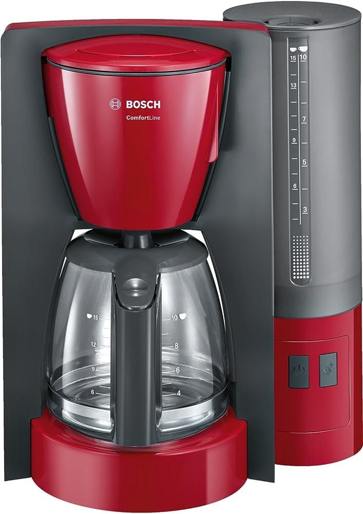 Bosch comfortline, macchina da caffè con filtro TKA6A044