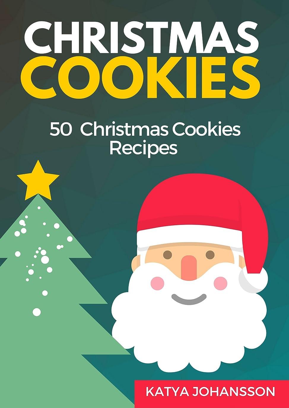 予測円形のグラフィックChristmas Cookies: 50 Christmas Cookies Recipes (Christmas Cookbooks Book 2) (English Edition)