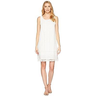 Sanctuary Alicia Boheme Dress (White) Women