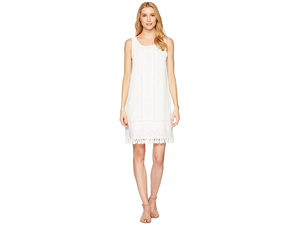 Sanctuary Alicia Boheme Dress (White) Women