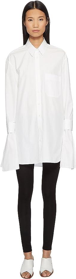 Neil Barrett - Handkerchief Cuff Shirt