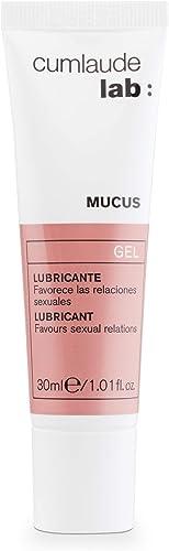 CUMLAUDE Mucus - Gel Lubricante Íntimo que Reduce la Sequedad Vaginal - 30 ml