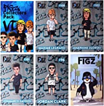 Figz Collection Stickers | Collectors Pack 6