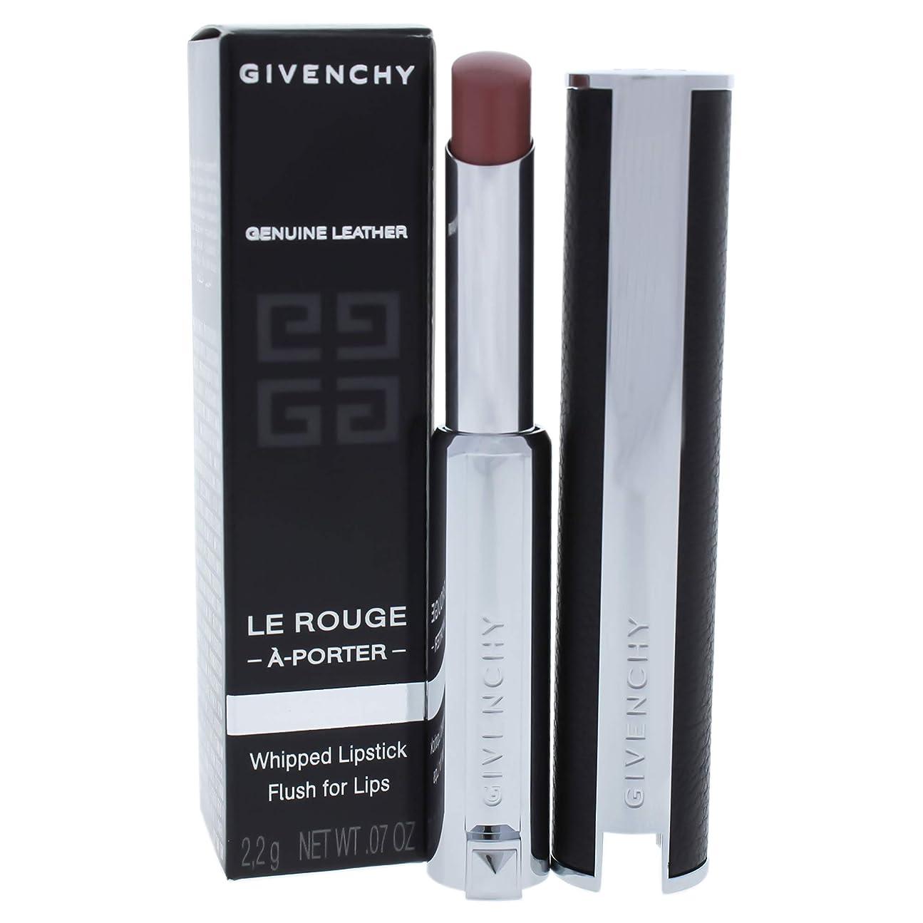 旋律的オフェンス家庭教師ジバンシィ Le Rouge A Porter Whipped Lipstick - # 106 Parme Silhouette 2.2g/0.07oz並行輸入品