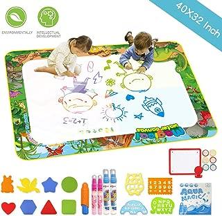 EMISK Aqua Doodle Mat, Aqua Magic Mat 40