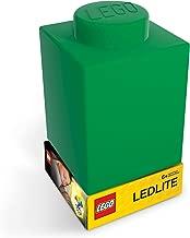 LEGO Classic 1x1 Silicone Brick NiteLite - Green