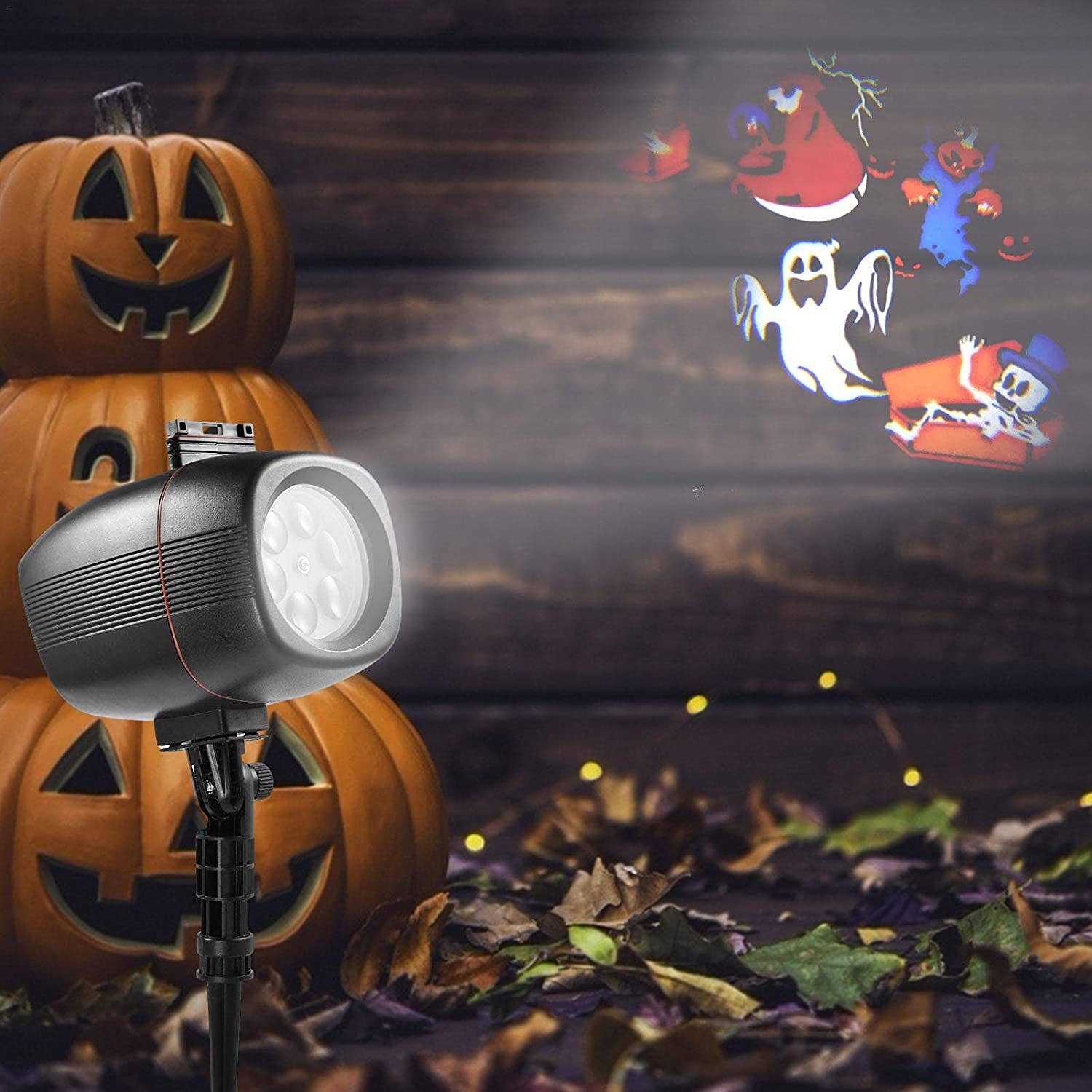 YAOJING Limited Special Price LED Projector Lights Christmas Max 71% OFF Animation Light