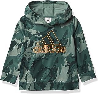 adidas Active Sport Athletic Pullover Hooded Sweatshirt Sudadera con Capucha para Niños