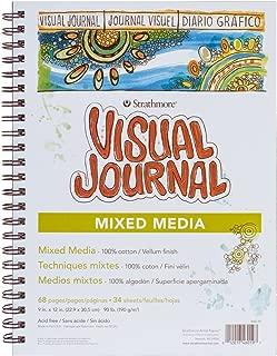 Strathmore 500 Series Visual Mixed Media Journal, 9