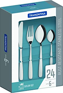 Tramontina 66960/003 as Stainless Steel Cutlery Set