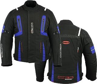 MBSmoto LP24/Roader Moto Scooter Cruiser Touring /étanche coupe-vent textile en Cordura pour femme Pantalon Noir