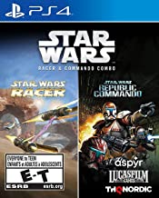 Star Wars Racer and Commando Combo - - PlayStation 4