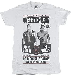 wrestlemania 17 shirt