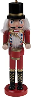 """Classic Drummer Nutcracker 